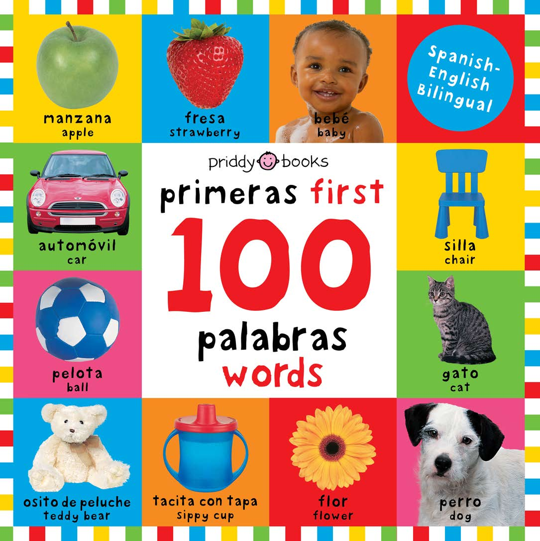 First 100 Palabras Words