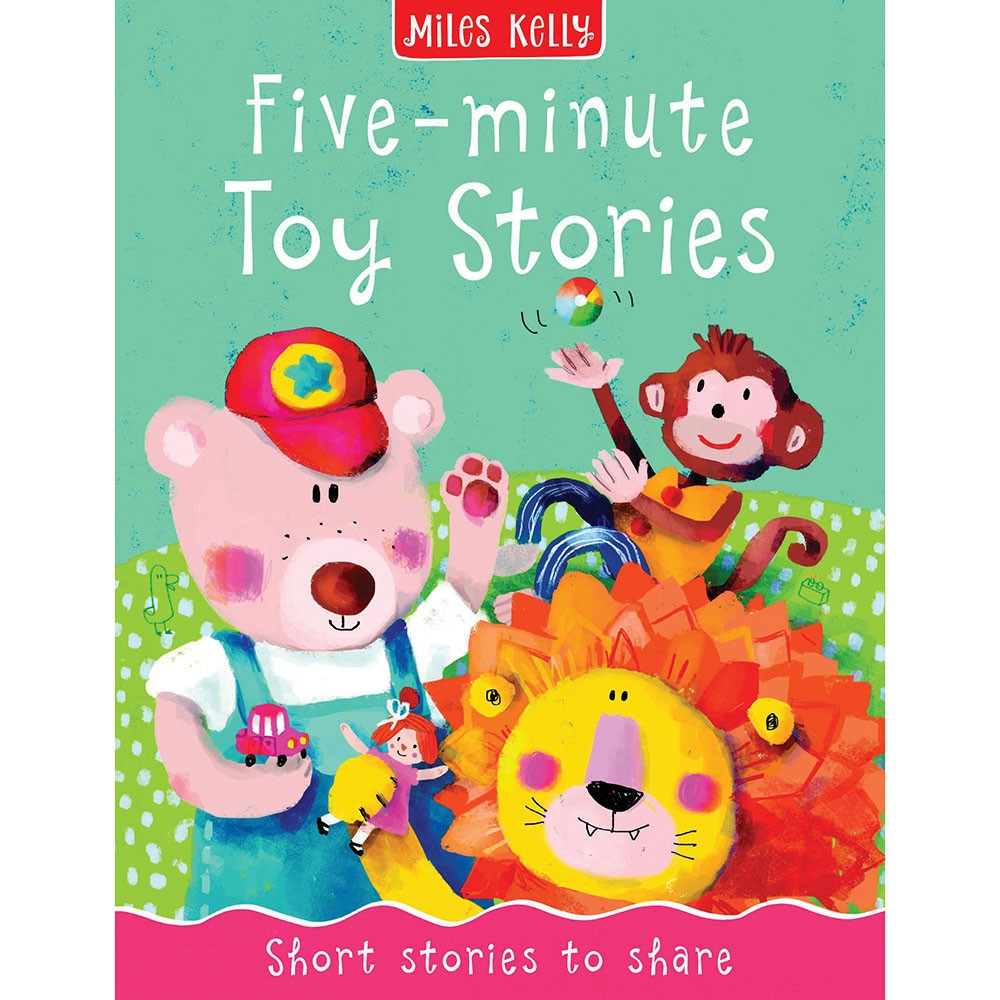 Five-minute Toy Stories
