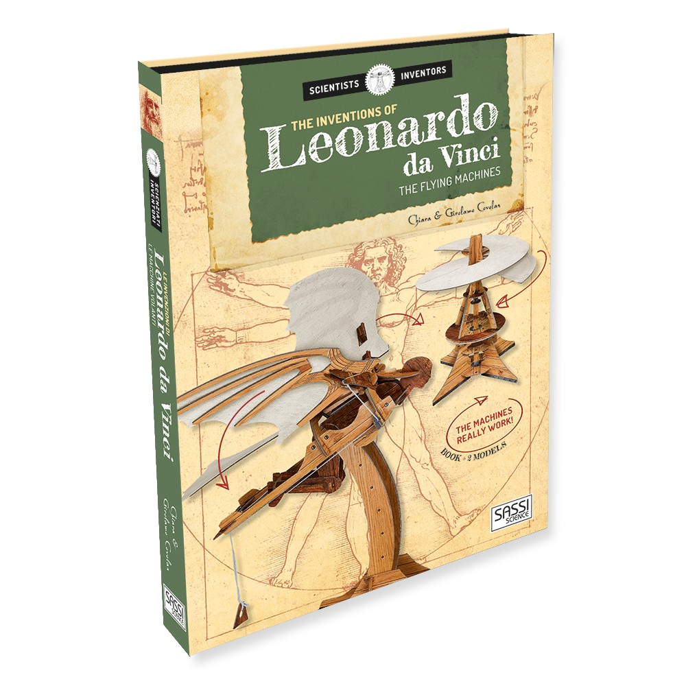 Leonardo War Machines II